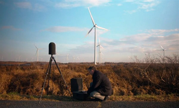 Popular TV Programme trusts XL2 for Noise Monitoring of Wind Farms