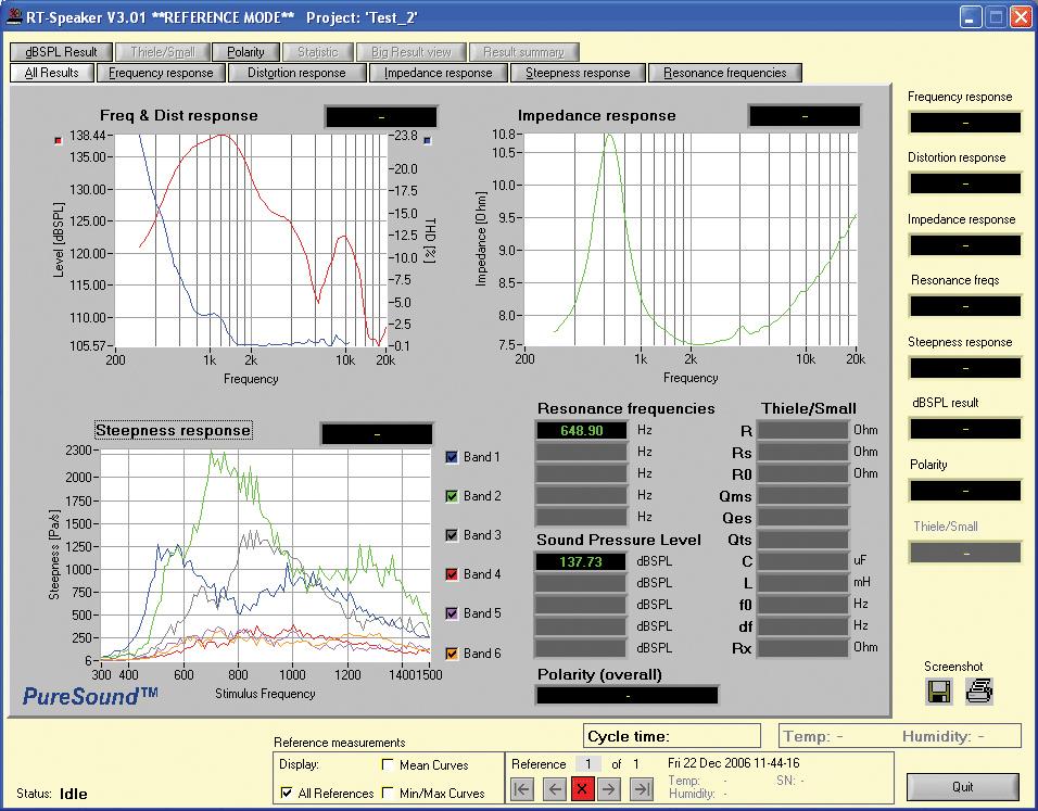 Программа loudspeaker lab 3 скачать