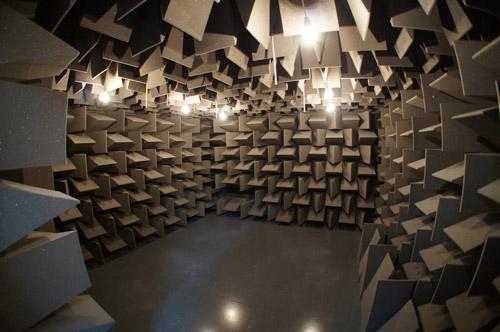 Solent Acoustics Chamber