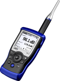 XL2 with M4260 Measurement Microphone