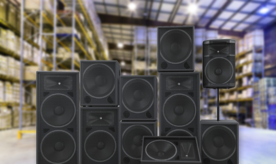 Loudspeaker Inspection at PA Rental Companies