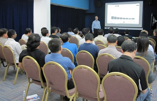Successful NTi Audio Live Sound Tuning Seminar