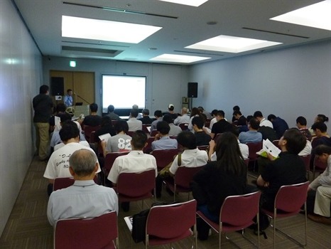 Audio & Acoustic Seminar in Japan