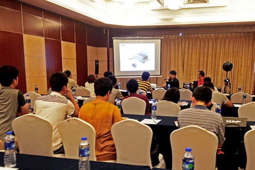Successful Customer Workshop in Suzhou