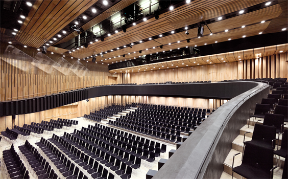 Austrian Convention Center puts their trust in the XL2