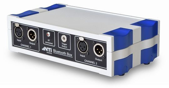 Bluetooth Interface for the FX100 Audio Analyzer