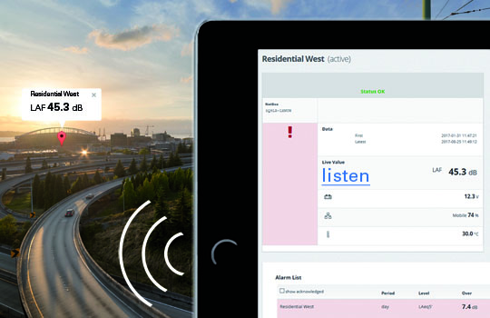 Listen to On-site Sounds Remotely