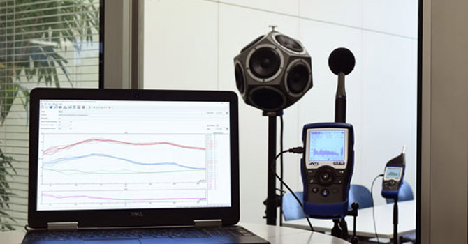 Airborne and Impact Sound Insulation Measurements made easy