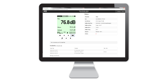 Optimised BS4142 assessment - in touch with your data 24/7
