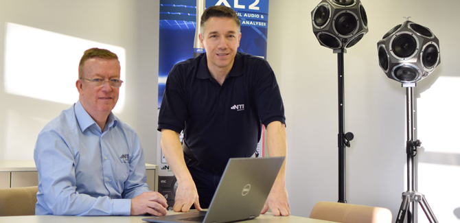 New UK Offices for NTi Audio