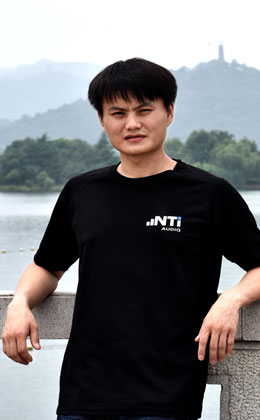 Jack from NTi China