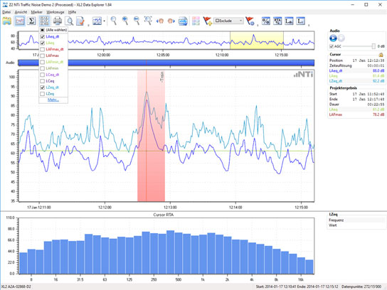 XL2 Data Explorer