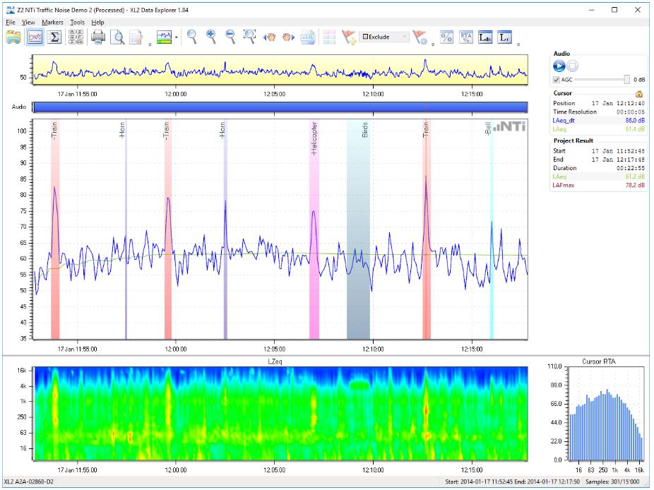 Data Explorer Software I NTi Audio
