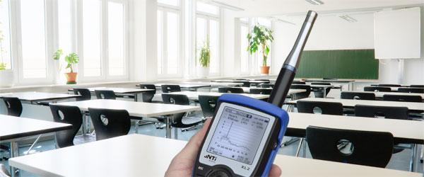 XL2 Sound Level Meter & Acoustic Analyzer | NTi Audio