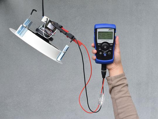 Impedance Meter I NTi Audio